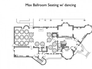 Ballroom Layout, With Dancing